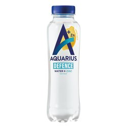 Frisdrank Aquarius Hydration Lemon fles 0.40l