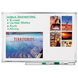 Whiteboard LegaMaster Professional 120x180 geëmailleerd