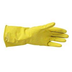 Huishoudhandschoen Felicia geel Large