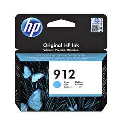 Inktcartridge HP 3YL77AE 912 blauw