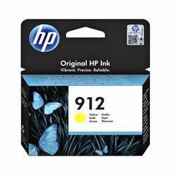 Inktcartridge HP 3YL79AE 912 geel