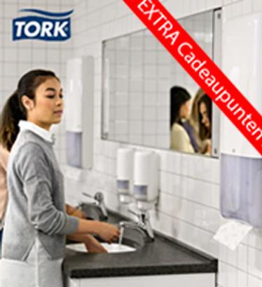 Tork voordeel Shop | In juli mét EXTRA Cadeaupunten