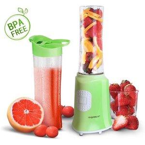 Aigostar Greenberry 30JHU - Blender to go, Groen/Wit