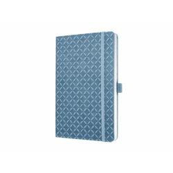 Notitieboek Sigel Jolie Flair A5 lijn Sky Blue