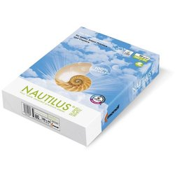 Kopieerpapier Recycled Superwit Nautilus 80gr A4 wit FSC 100% recycled