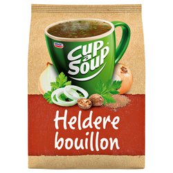 Cup-a-soup machinezak Heldere Bouillon met 40 porties