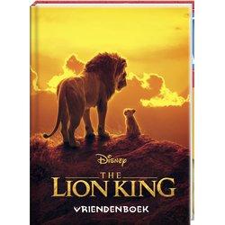 Vriendenboek Lion King