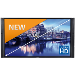 E-screen XTX-5500UHD black LegaMaster