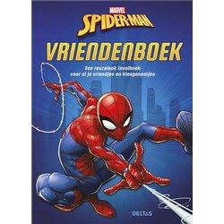 Vriendenboek Deltas Spider-man