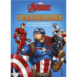 Vriendenboek Deltas Avengers