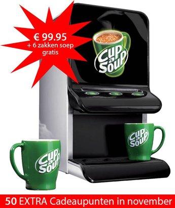 Cup-a-Soup november actie