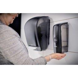 Dispenser Katrin 92209 zeepdispenser 1000ml zwart