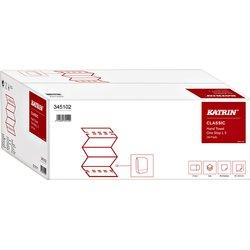 Handdoek Katrin 345102 Classic L3 3laags 24x34cm 21x90st