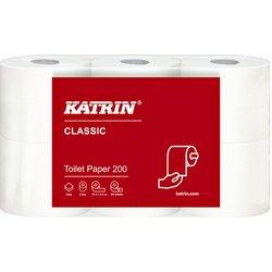 Toiletpapier Katrin 77152 Classic 200 2laags 48rollen