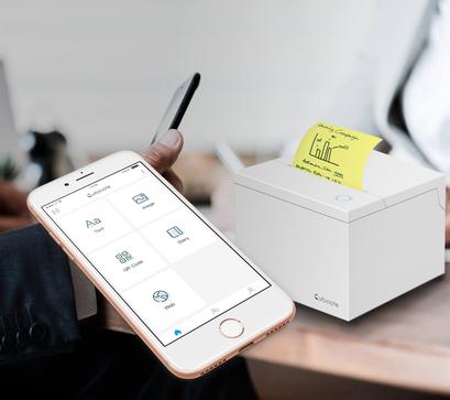 Nieuw: Cubinote Pro | Print je Sticky Notes!