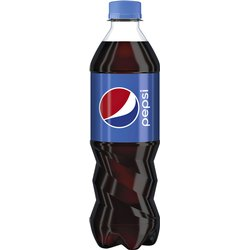 Frisdrank Pepsi Cola Regular petfles 0.50l
