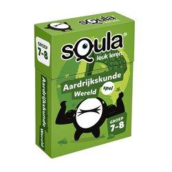 Kaartspel Squla Aardrijkskunde 2.0