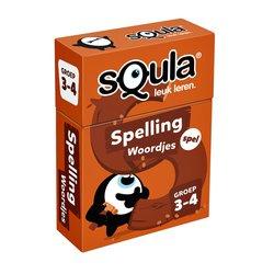 Kaartspel Squla Spelling 2.0