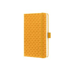 Notitieboek Sigel Jolie Flair A6 lijn mango
