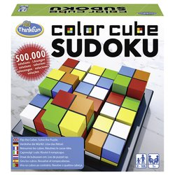 Smartgame Think Fun Color Cube Sudoku