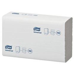 Handdoek Tork H2 471093 Universal 1laags 21x23cm 20x250st