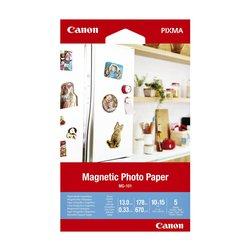 Fotopapier Canon MG-101 magnetisch 10x15cm 5vel