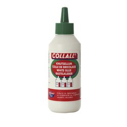 Knutsellijm Collall 250ml wit