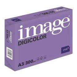 Kopieerpapier Image, Digicolor, wit, houtvrij ECF, 300g/m2, 420mm x 297mm, A3, BL Breedlopend