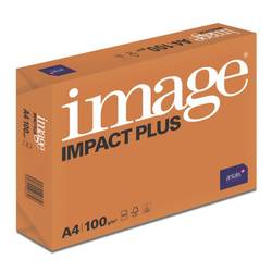 Kopieerpapier Image Impact PLUS 100 gram wit 500v