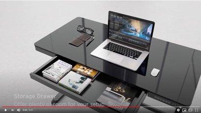 Ideale Zit-Sta (thuis)Werkplek