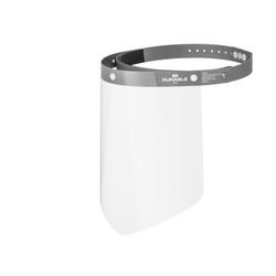 Gelaatsscherm CE-Conform Durable Grijs 3431-10