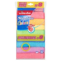 Microvezeldoeken Vileda 8-pack