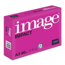 Kopieerpapier Image Impact A3 80 gram wit