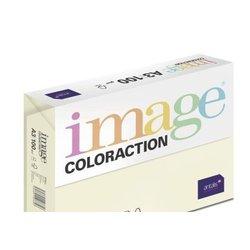 Kopieerpapier Coloraction, atoll/ivoor 120gr A3 (250v)