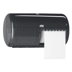 Dispenser Tork T4 557008 toiletpapierdispenser zwart