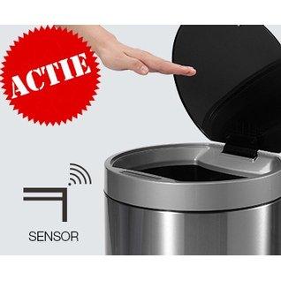 Veilig afval weggooien | Sensor Afvalbakken en Pedaalemmers