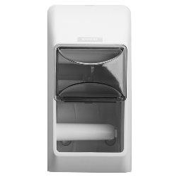 Dispenser Katrin 92384 toiletpapier standaard wit