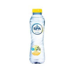 Water Spa Touch still lime/jasmin petfles 0,5L