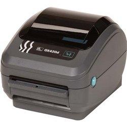 Zebra GK420d Direct Thermal Printer - Monochrome - Desktop - Label Print - 103.89 mm (4.09