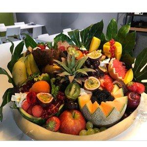Luxe fruitmand