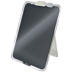 Glas Desktop Flipover Leitz Cosy grijs