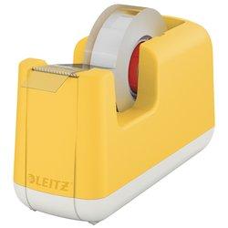 Plakbandhouder Leitz Cosy geel