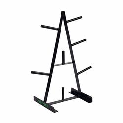 Tunturi Schijvenstandaard Halterschijf standaard Zwart Ø 30 mm