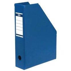Tijdschriftcassette Elba A4 donkerblauw