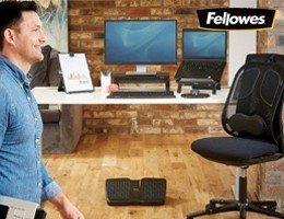 Fellowes werkplekoplossingen