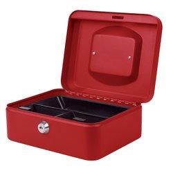 Geldkist Quantore 200x160x90 rood