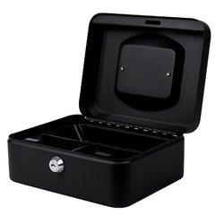 Geldkist Quantore 200x160x90 zwart