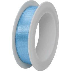 Satijnlint 1,5cmx3m lichtblauw
