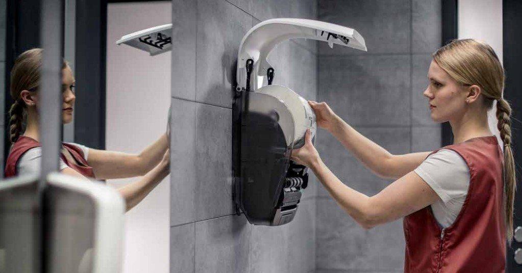 Katrin Handdoekrol dispensers en handdoekrollen Katrin hygiene.jpg