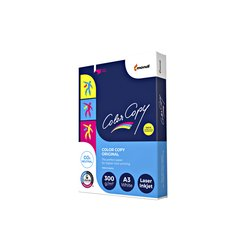 Laserpapier Color Copy A3 300gr wit 125vel